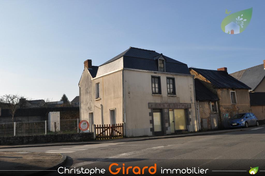 EXCLUSIVITE Maison à vendre à TINTENIAC (35190) 7 pièces 125 m²
