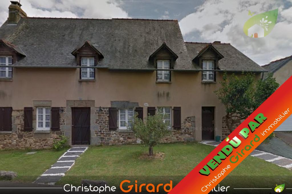 Maison GUPEL (35440)  Longère en centre bourg à 20 min de RENNES (35000)