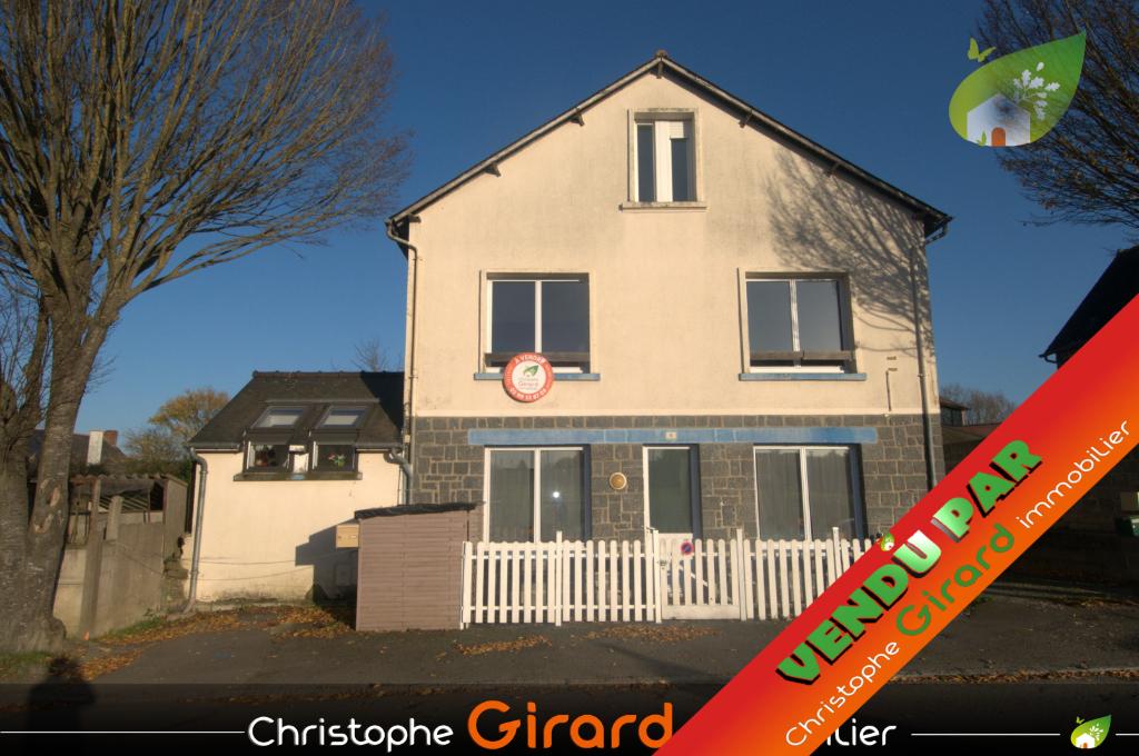 A vendre à TINTENIAC appartement  3 pièce(s) 56 m²