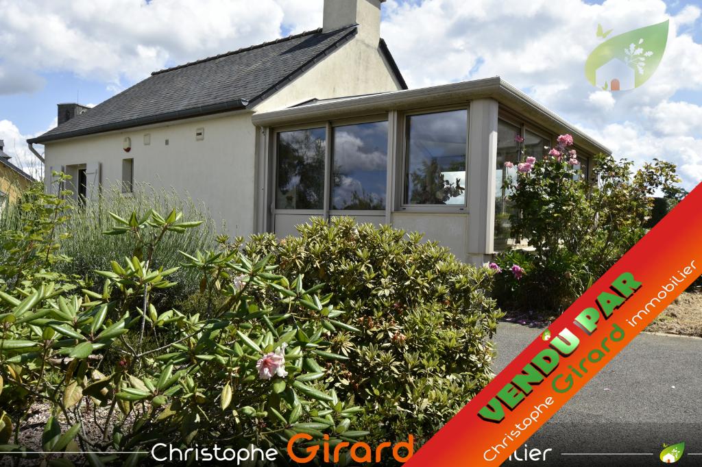VENDUE / Maison proche TINTENIAC (35190) 4 pièces 60 m²