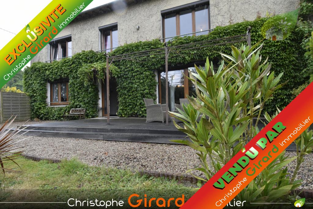 IRODOUER (35850) charmante maison à 20 mn de RENNES (35000)