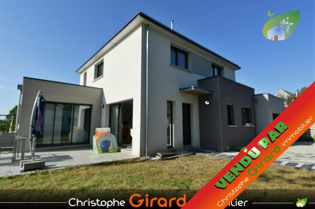 Charmante maison contemporaine HEDE 6 pièces 141 m²
