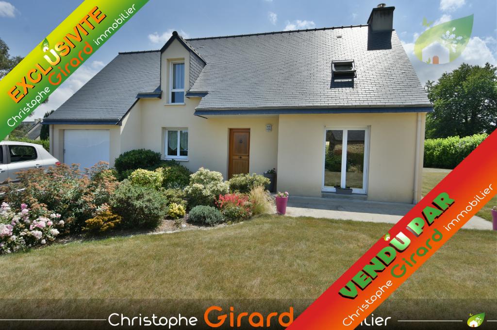 Maison SAINT-DOMINEUC 5 pièces 112 m² proche Axe RENNES (35000) / ST MALO (35400)