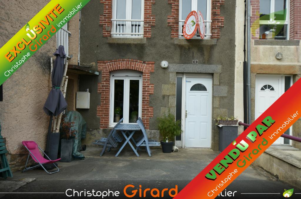 Agréable maison de bourg à GUIPEL (35440) à 20 minutes de RENNES (35000)