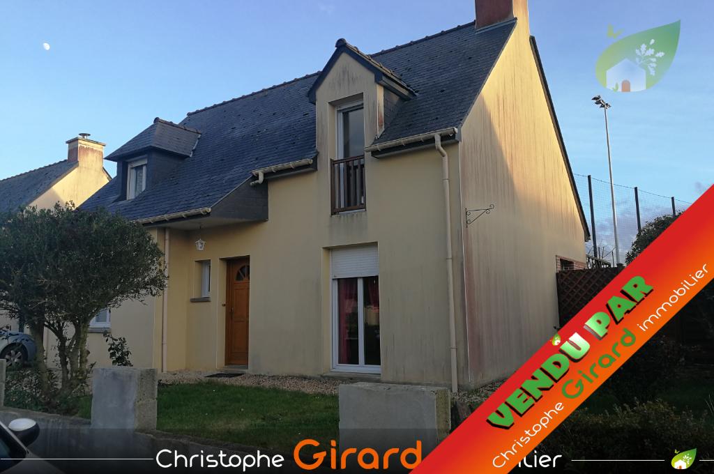 Maison d'habitation 114 m² à TINTENIAC (35190), 20 min de RENNES (35000)