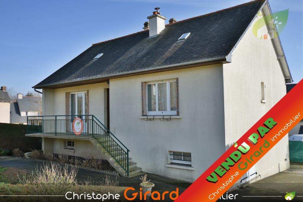 Maison  80 m² à LA BAUSSAINE - proche axe Rennes / St Malo