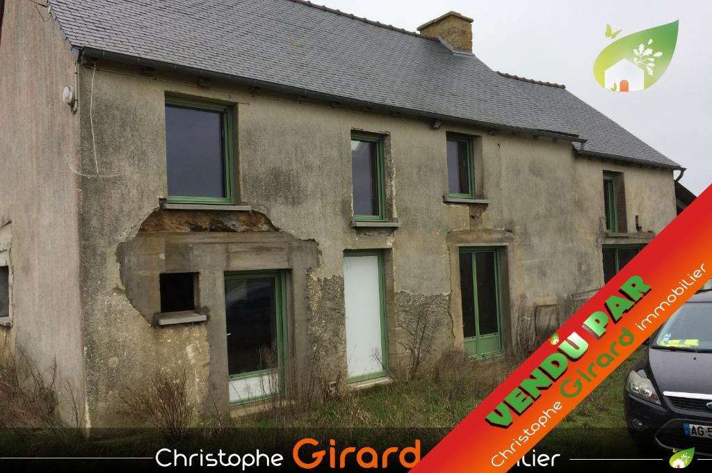 Maison ST-JUDOCE (22630)  154 m² à finir de rénover