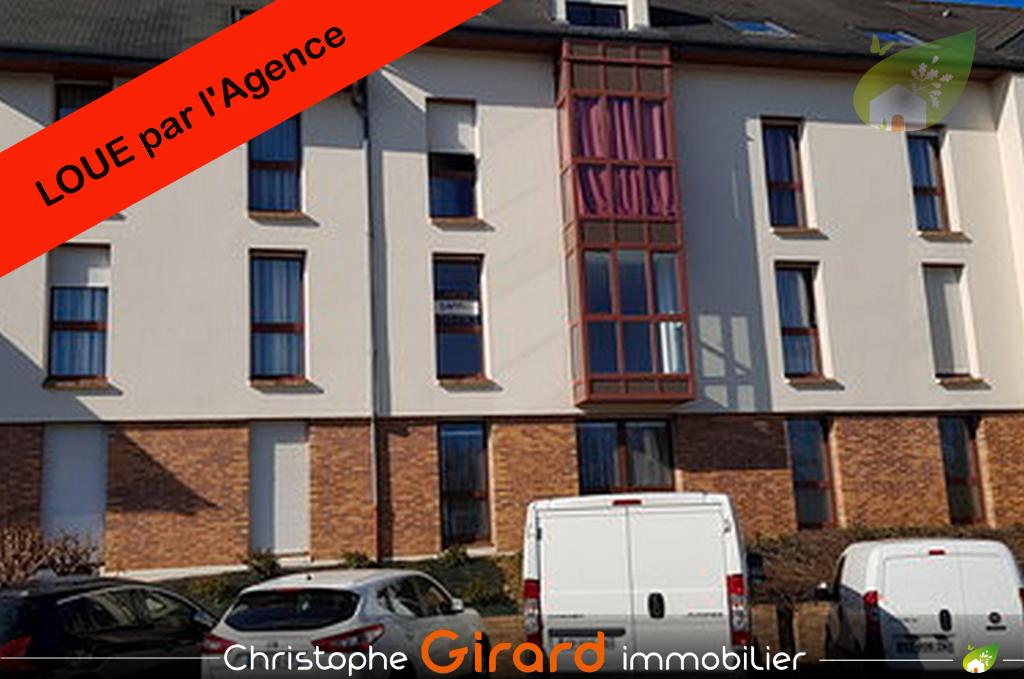 DÉJÀ LOUE / Bel appartement centre bourg ST GREGOIRE (35760) 38 m² avec 2 places de parking