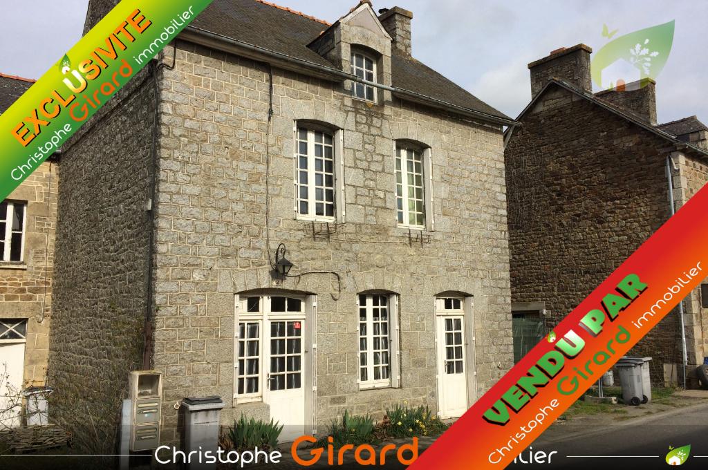 Maison à vendre à PLOUASNE (22830) 5 pièce(s) 130 m²